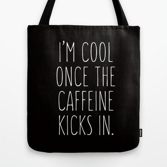 Coffee Inspired Bag