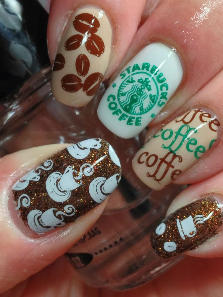 20 Awesome Nail Arts You Must Love - Pretty Designs