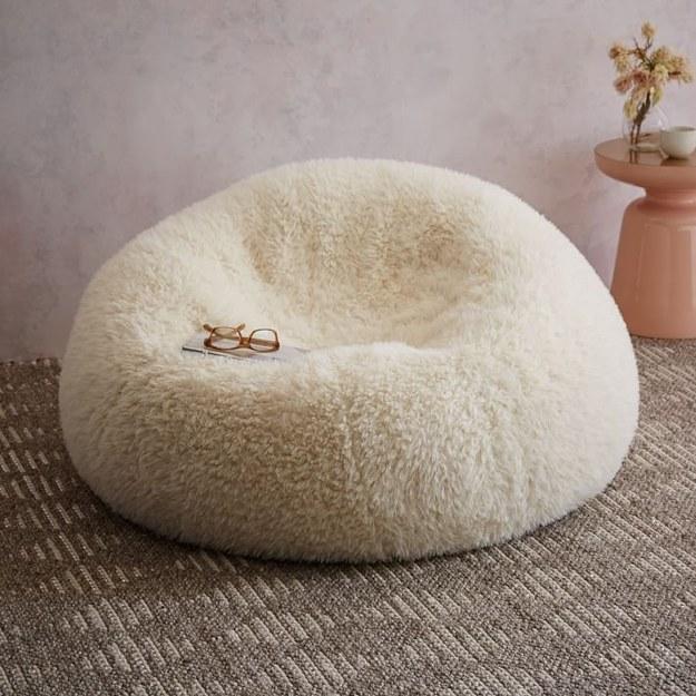 Cozy Fur Seat