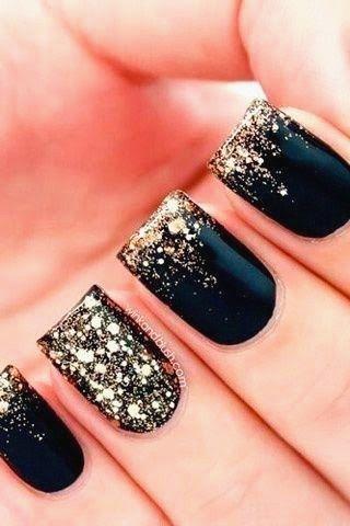Dark Sky Nails