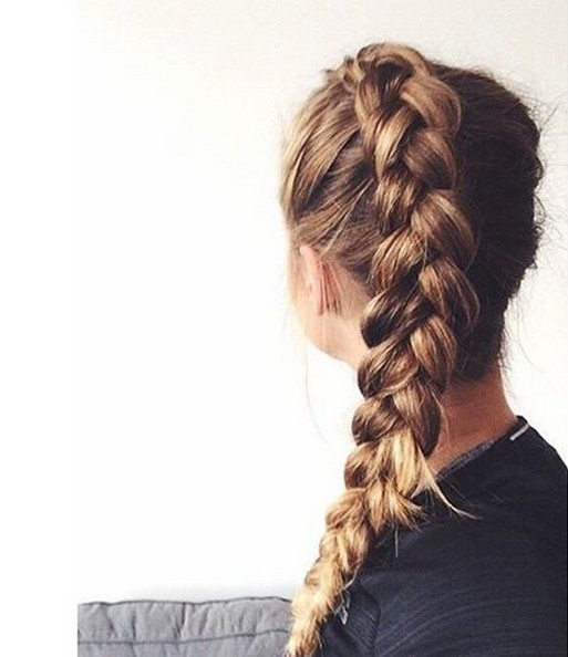 20 Easy Hairstyles For School - Hairstyles By Unixcode