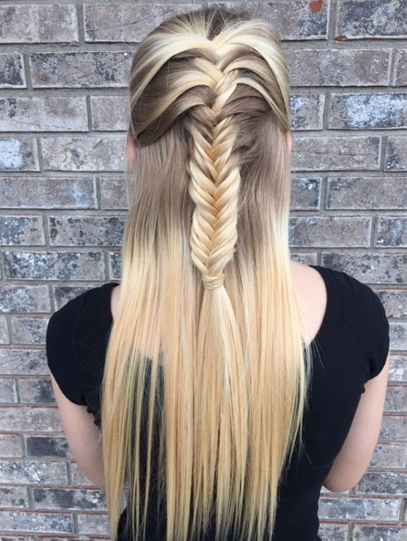 Awesome 23 Latest Half Up Half Down Hairstyle Trends For 2016 Pretty Designs Short Hairstyles For Black Women Fulllsitofus