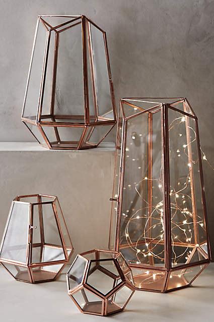 Geometric Lantern