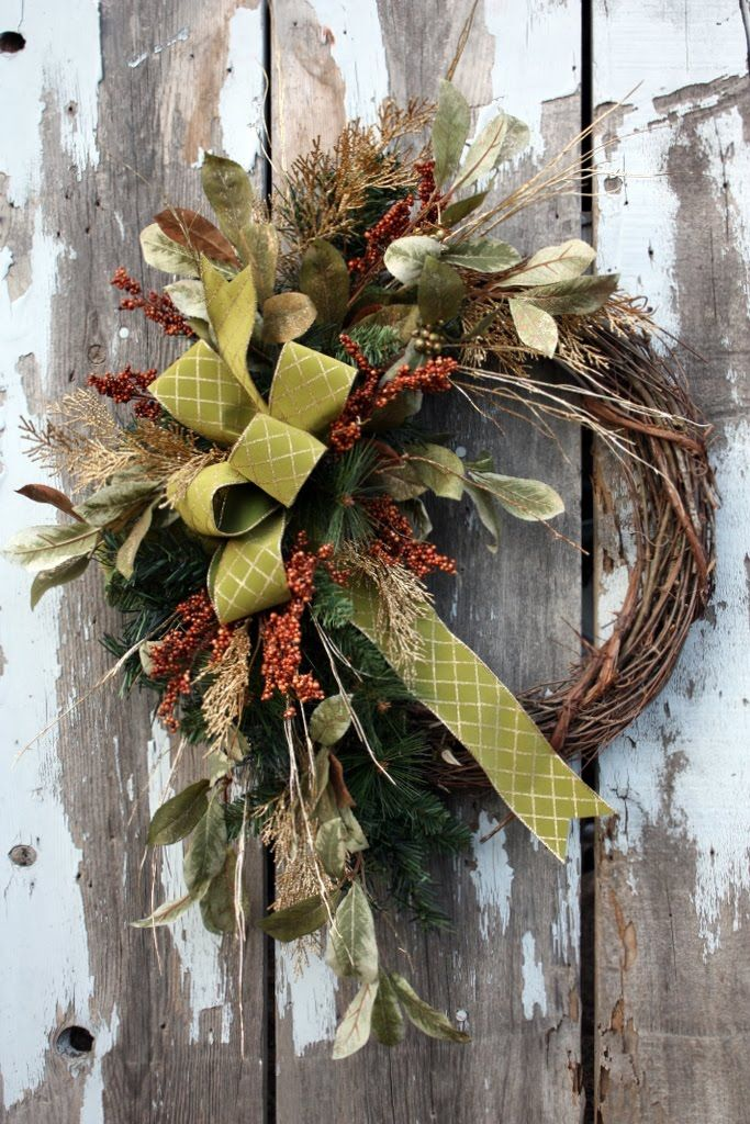 Gorgeous Wreath for Winter