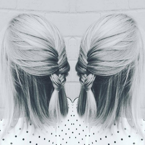 23 latest half up half down hairstyle trends for 2016