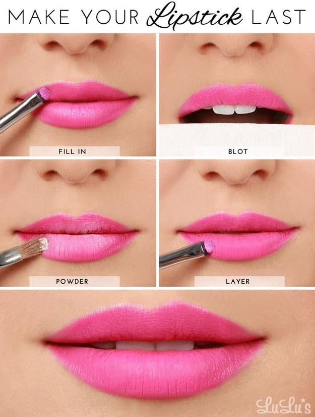 Lasting Lips