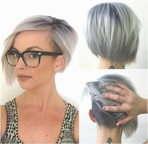Excellent 30 Awesome Undercut Hairstyles For Girls 2017 Hairstyle Ideas Short Hairstyles For Black Women Fulllsitofus