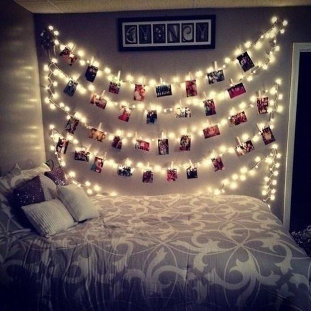 Lighting Decoration for Teen Room