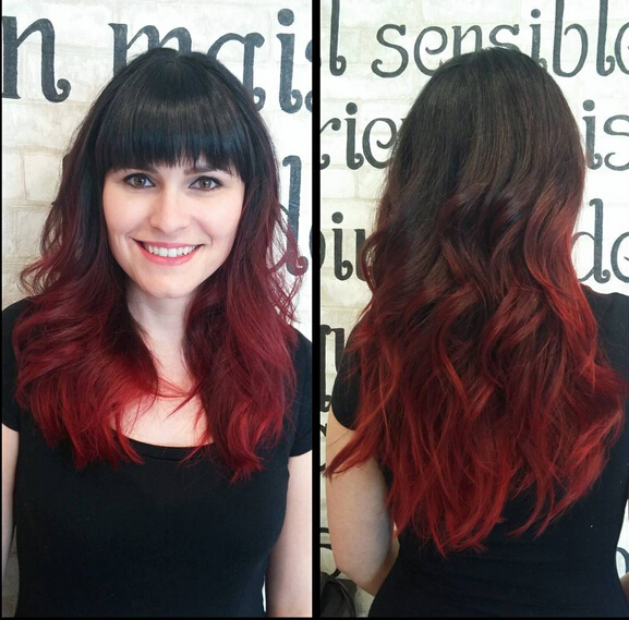 Incredible 28 Hot Red Hair Color Ideas For 2016 Pretty Designs Short Hairstyles For Black Women Fulllsitofus