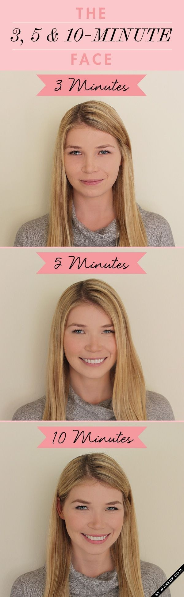 10 Easy Makeup Tips for Girls - Pretty Designs