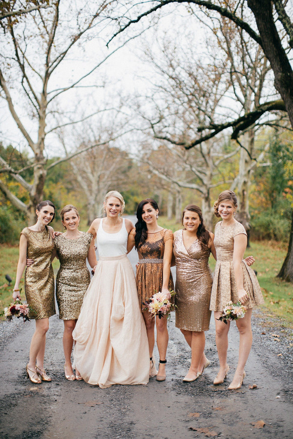 27 Fantastic Bridesmaid Dress Color Ideas Pretty Designs