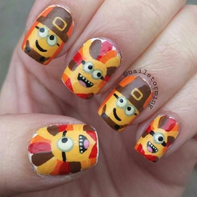 Turkey Nail Art Designs Graham Reid