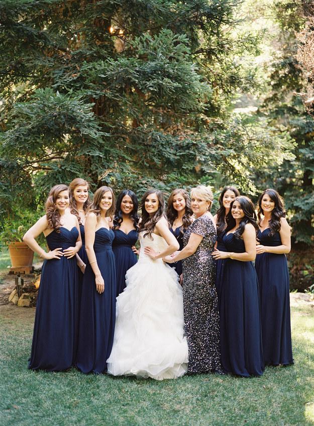 27 Fantastic Bridesmaid Dress Color Ideas Pretty Designs