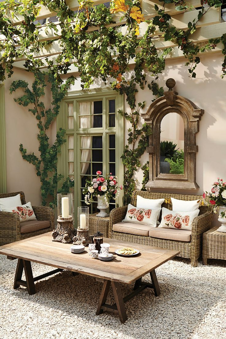 Outdoor Design for Fall