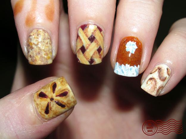 Pies Nails