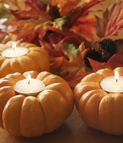 20 Candle Holder Ideas For Thanks Giving Day Pretty Designs