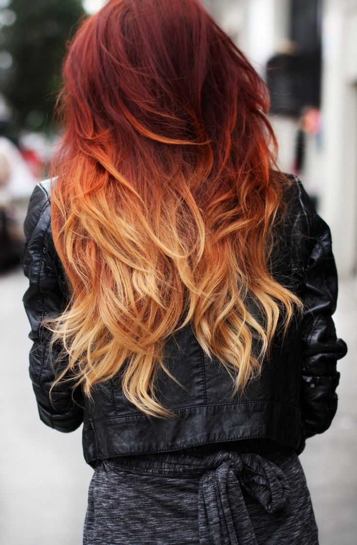 Awesome 12 Amazing Two Tone Hairstyles For 2016 Pretty Designs Short Hairstyles Gunalazisus