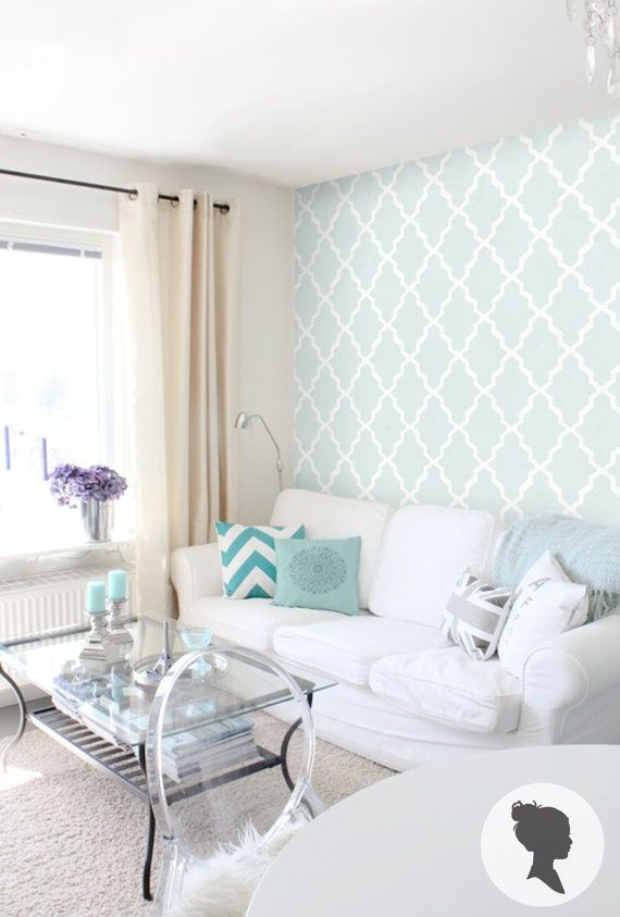 21 home decorating ideas with removable wall paper