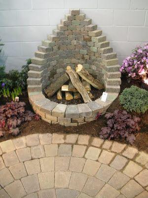 Smart DIY Fire Pit