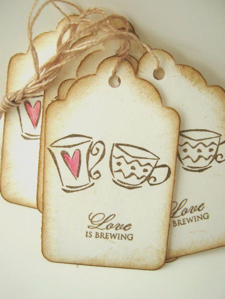 Wedding Wish Tags
