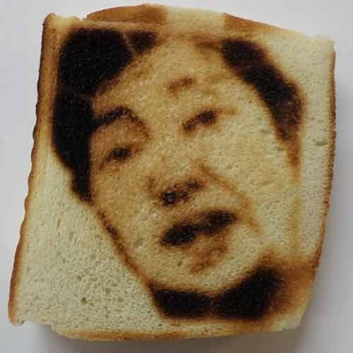 A Selfie Toaster