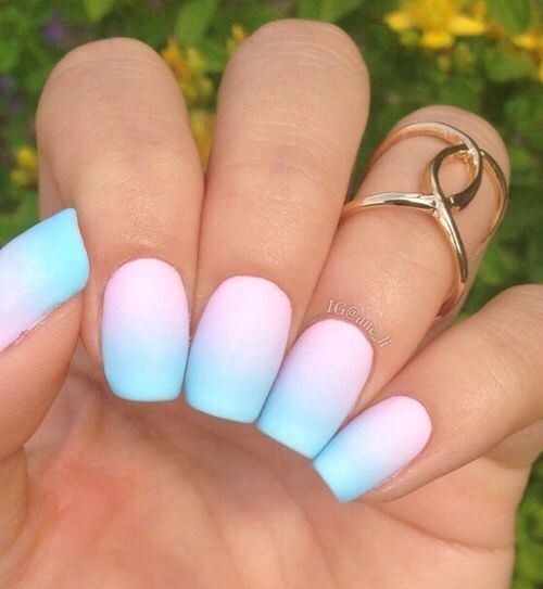 Adorable Pastel Nails