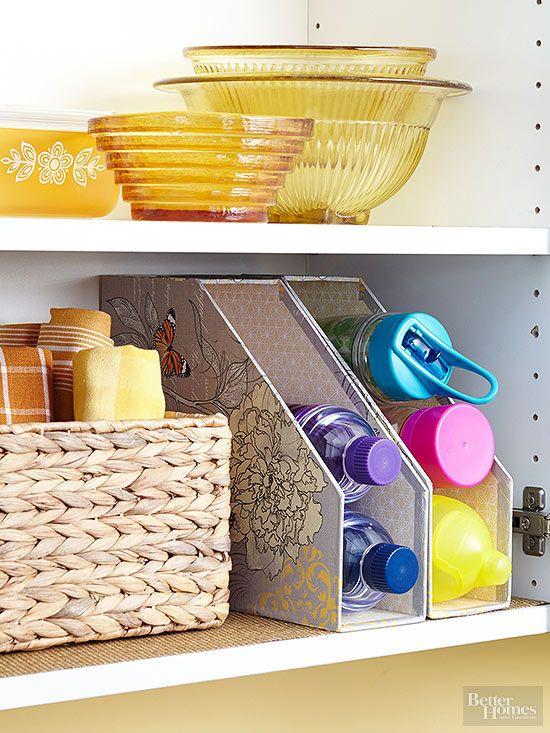 Affordable Kitchen Storage