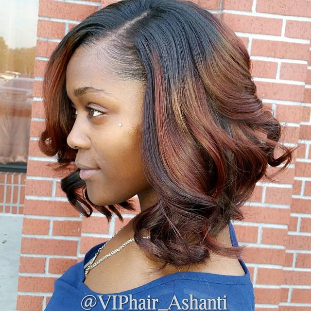 Astounding Top 21 Best Bob Hairstyles For Black Women Pretty Designs Short Hairstyles Gunalazisus