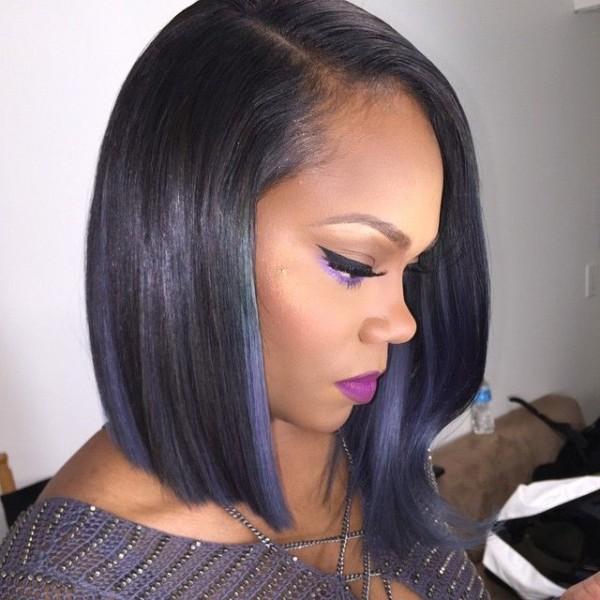 Awe Inspiring Black Hairstyles 2016 Bobs Best Hairstyles 2017 Short Hairstyles For Black Women Fulllsitofus