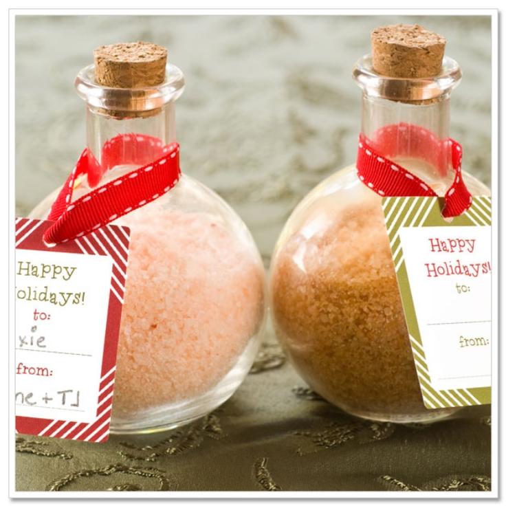 Bath Salt Blends