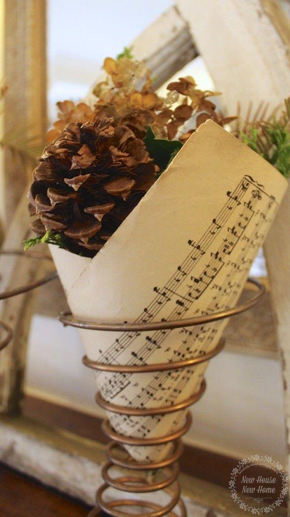 Bed Spring Vases