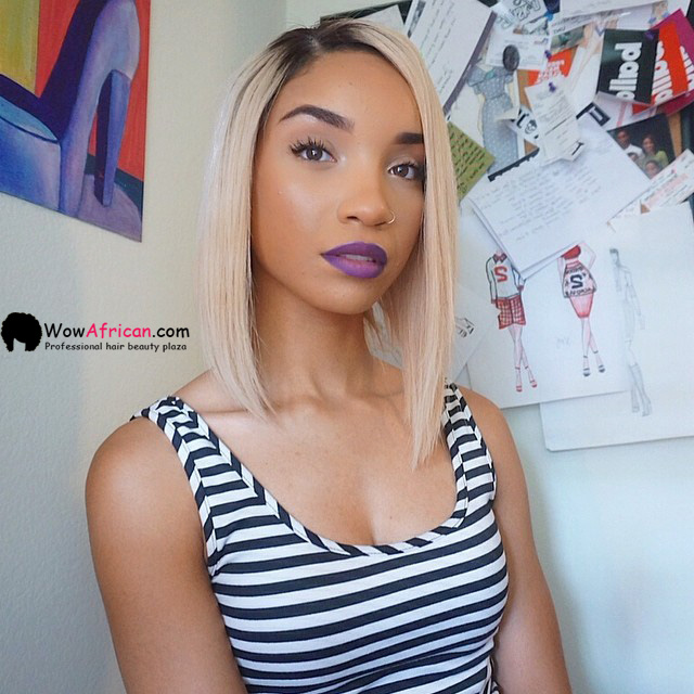 21 adorable asymmetrical bob hairstyles pretty designs beyonc inspired asymmetrical bob hairstyle for thin hair solutioingenieria Images