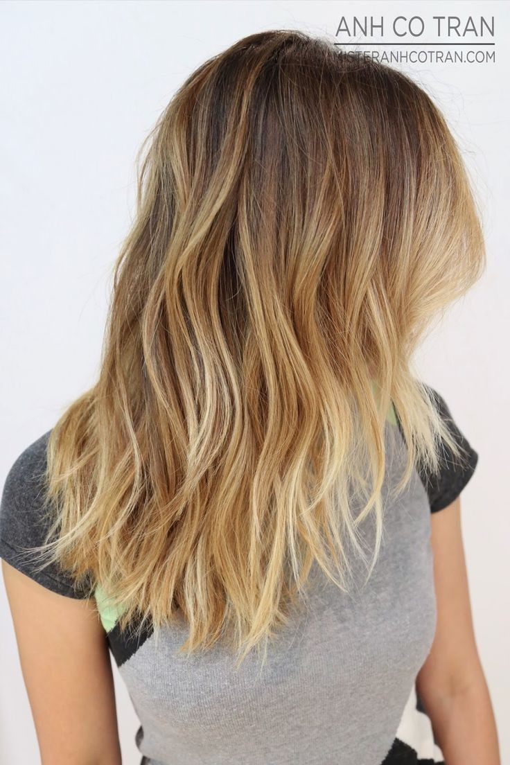 12 Trendy Medium Layered Haircuts - Pretty Designs
