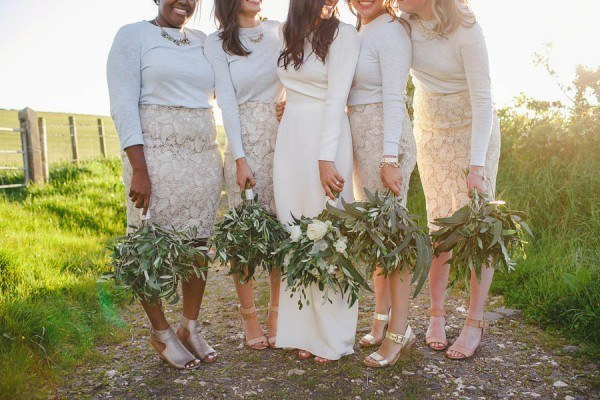 Bridesmaid Outfits
