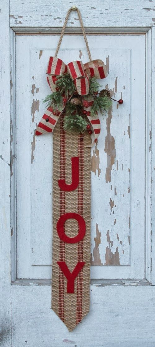 Cheerful Door Wreath