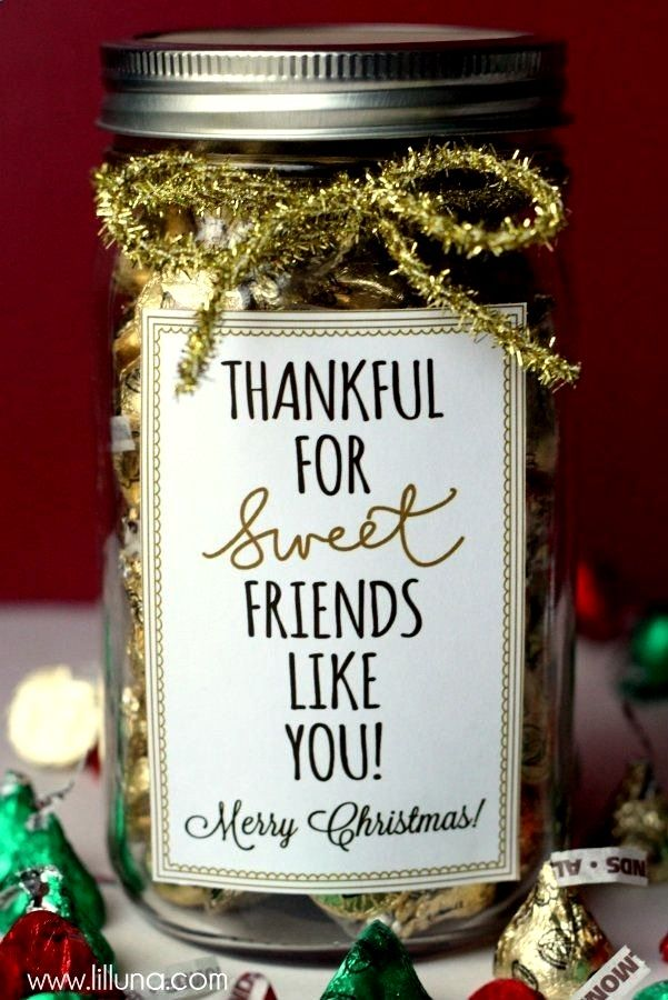 Diy Best Friend Christmas Gifts