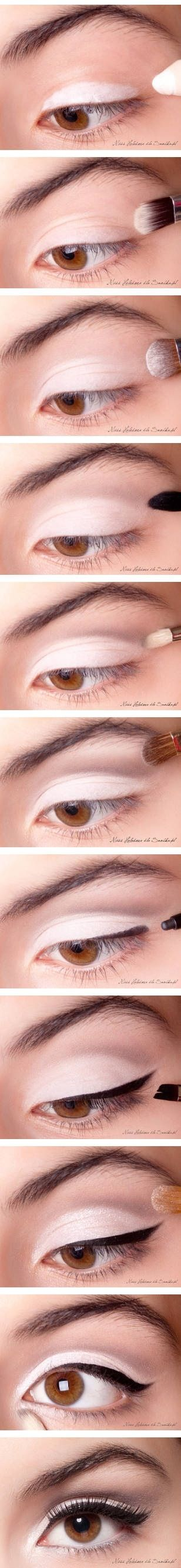 Classic and Easy Eyeshadow