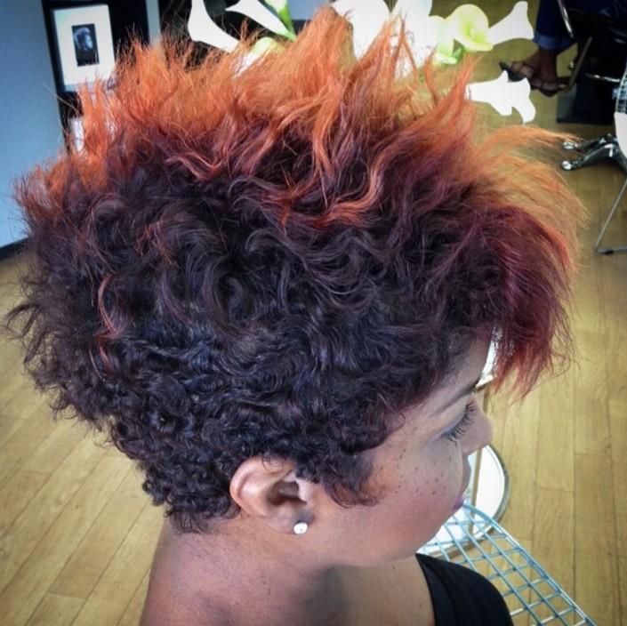 cute wavy curly pixie cuts  short hair pretty