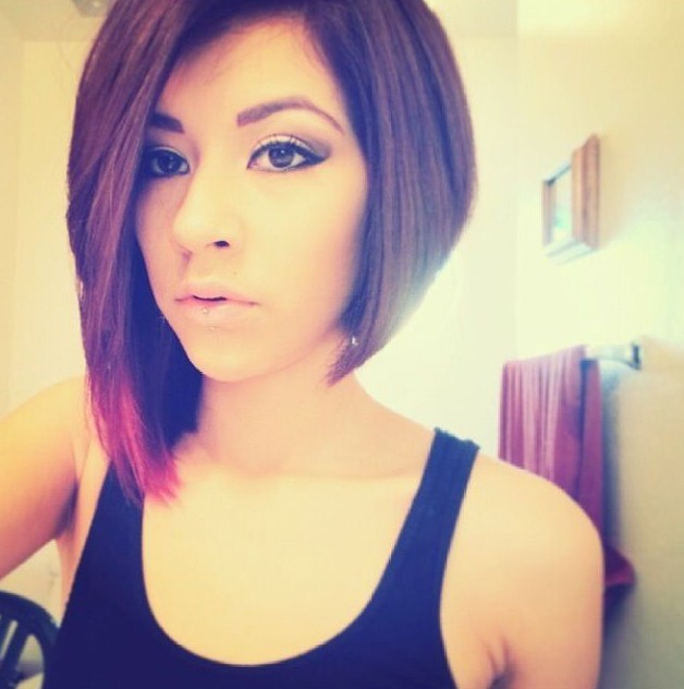 Fantastic 21 Adorable Asymmetrical Bob Hairstyles Pretty Designs Hairstyle Inspiration Daily Dogsangcom