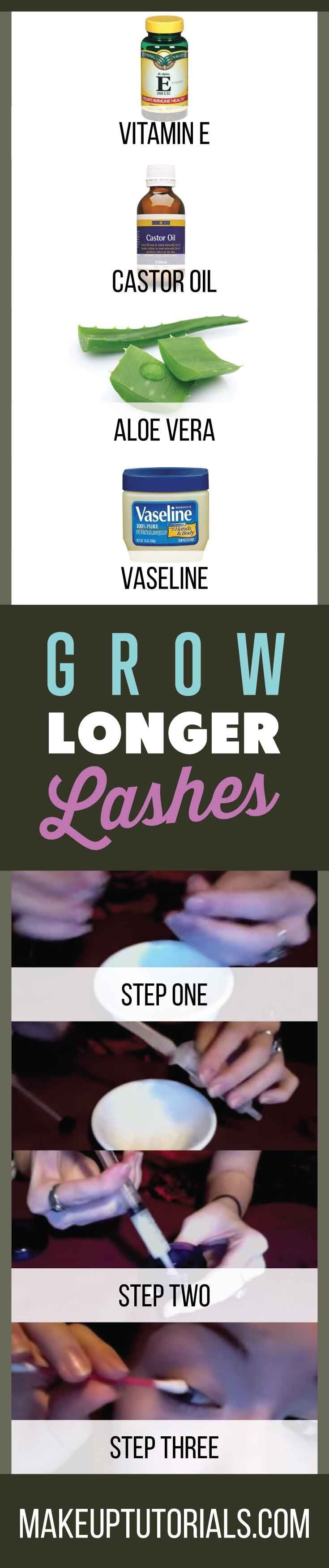 Easy Tips for Longer Eyelashes
