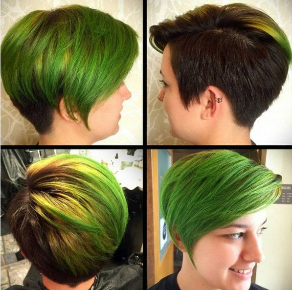 Phenomenal 18 Beautiful Short Hairstyles For Round Faces 2016 Pretty Designs Short Hairstyles For Black Women Fulllsitofus