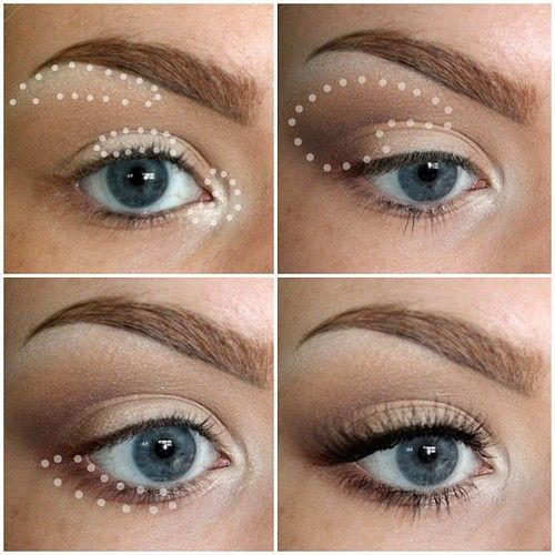 Best Eyeshadow Color For Green Eyes And Brown Hair