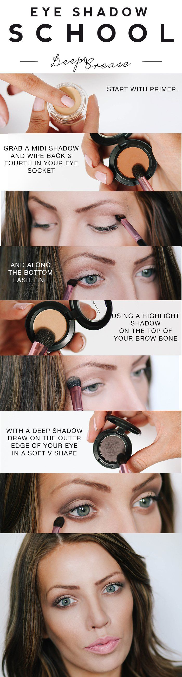 Eyeshadow for School