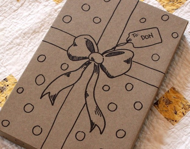 Gift Wrapping Ideas 13