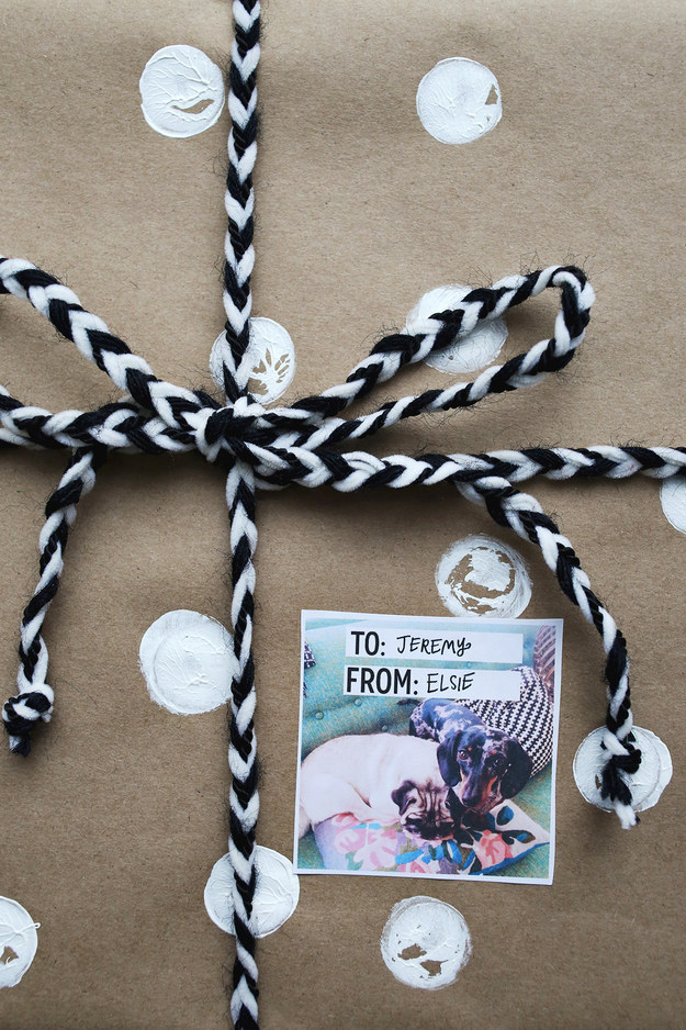 Gift Wrapping Ideas 15