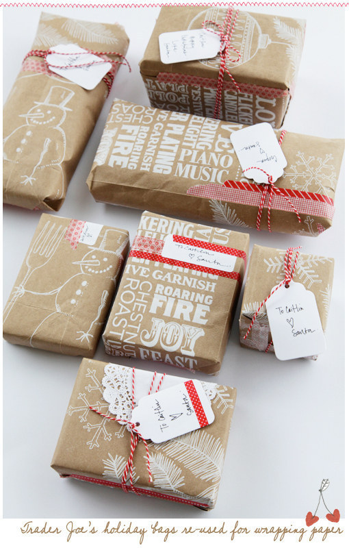 Gift Wrapping Ideas 7
