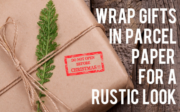 Gift Wrapping Ideas 8