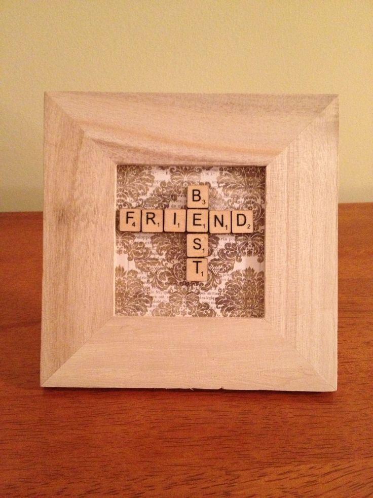 hand crafted gift - What To Give Your Best Friend For Christmas