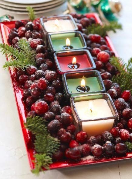 Holiday Tables 12