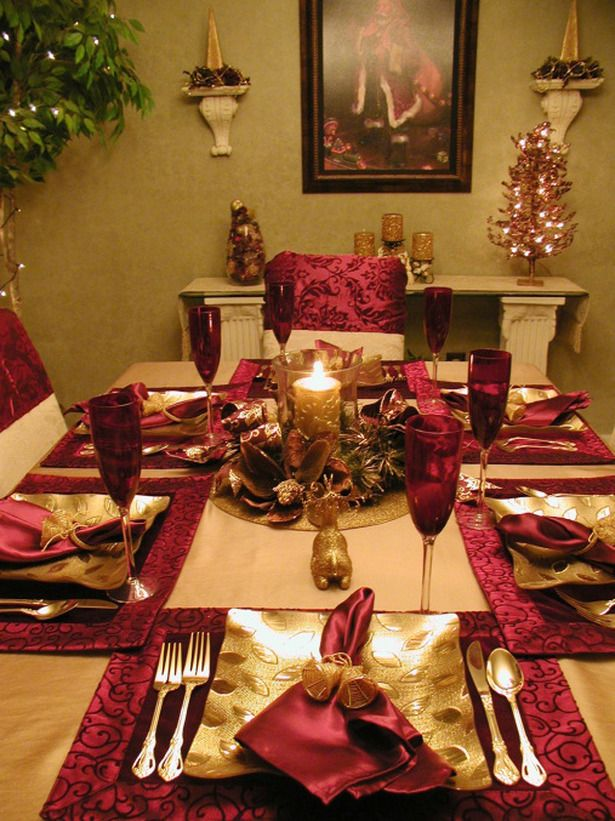 Holiday Tables 14